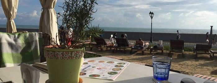 Parus Cafe is one of Orte, die Тимур gefallen.