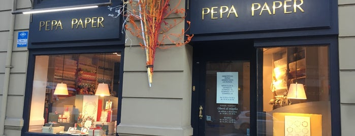 Pepa Paper is one of BARCELONA.