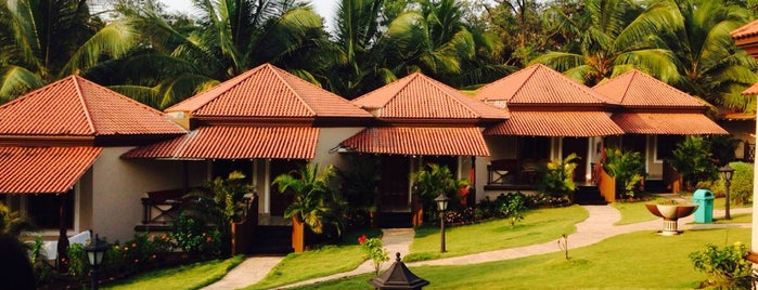 Leoney Resort Anjuna is one of Places to visit.