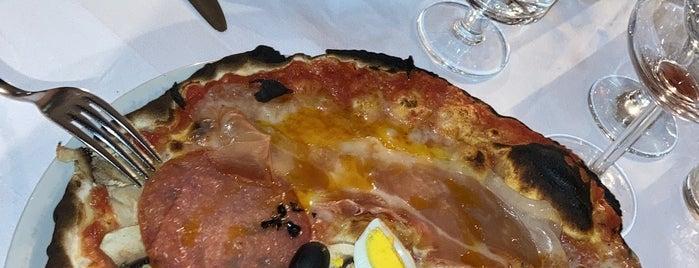 """Ristorante """"Al Giardino d'Abruzzo"""" is one of Rome Restaurants."""