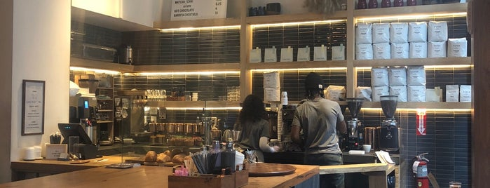 PAPER coffee is one of NYC: Flatiron/Union Sq.