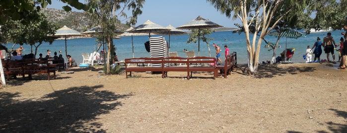 bogsak plajı is one of Lugares favoritos de Ilyas.