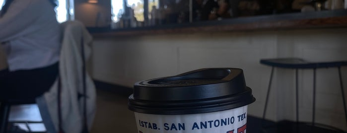 Local Coffee is one of Texas trip.
