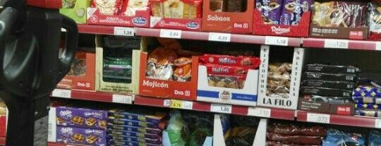 Supermercado Dia is one of Comercios en Prosperity Valley.