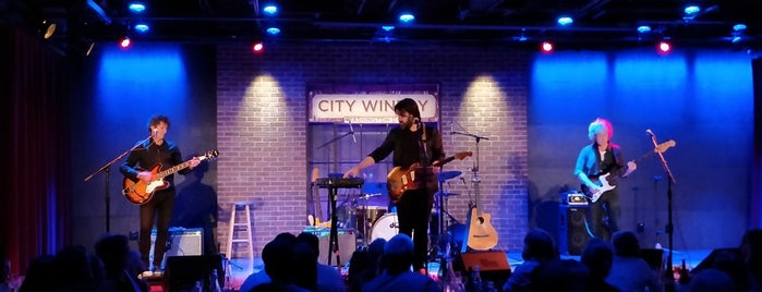 City Winery is one of DC.
