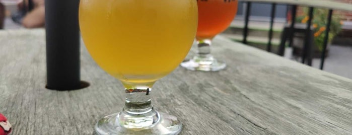 Midnight Run Brewing is one of Posti salvati di Rachel.