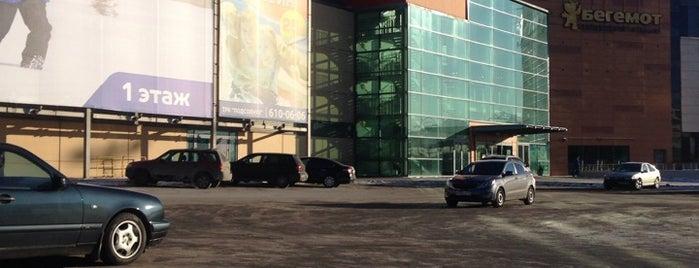 ТЦ «Подсолнух» is one of TOP-100: Торговые центры Санкт-Петербурга.