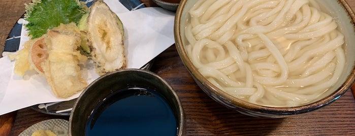 くるみ家 is one of 第5回 関西讃岐うどん西国三十三カ所巡礼.