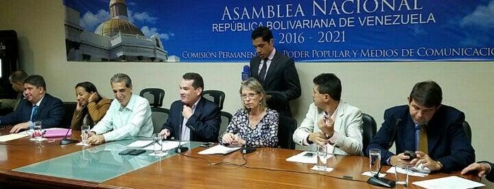Sede Administrativa de la Asamblea Nacional is one of Joséさんのお気に入りスポット.