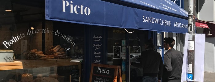Picto is one of Restos 2.