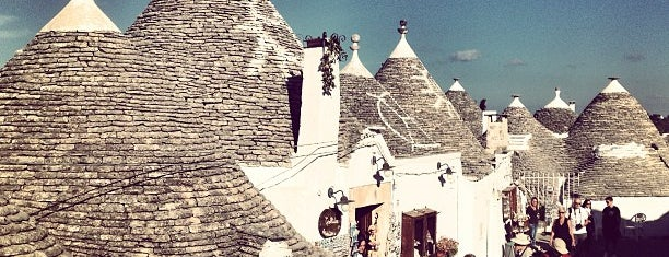 Alberobello is one of Place to See.