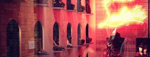 Christian Louboutin is one of Midtown Area Hot Spots.