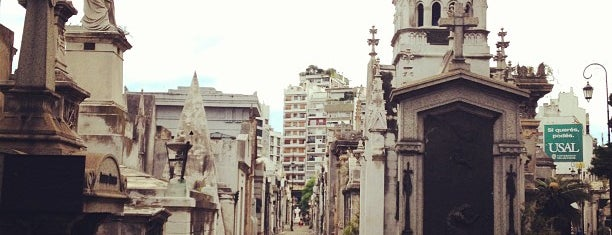Recoleta is one of Capital Federal (AR).