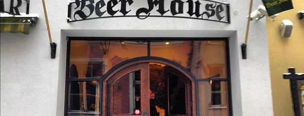 Beer House is one of Posti che sono piaciuti a Mihhail.