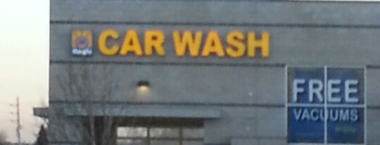 The Glo Car Wash is one of Orte, die Robyn gefallen.
