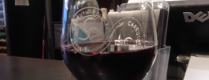 Carruth Cellars Winery on Cedros is one of San Diego飯.