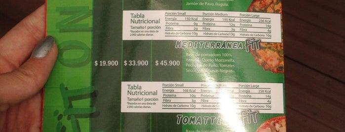One Pizzeria is one of Bogotá.