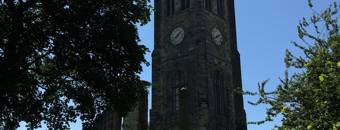 The Abbey Church, Kilwinning is one of World Ancient Aliens.