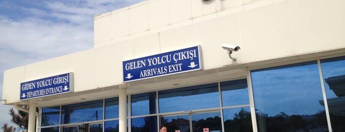 Sinop Havalimanı (NOP) is one of Havalimanları.