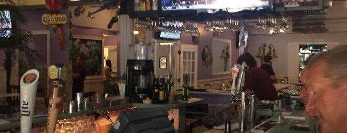 Billy's Beach Cafe is one of Lugares favoritos de Brandon.