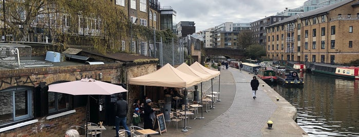 Canal No 5 is one of LDN Brunch!.