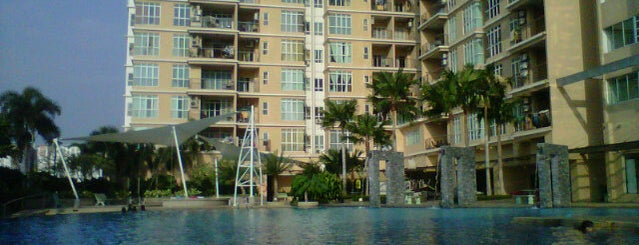 Impian Meridian Condo is one of b.