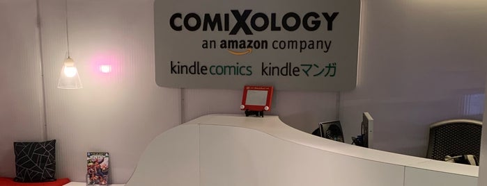 comiXology is one of NYC Tech.