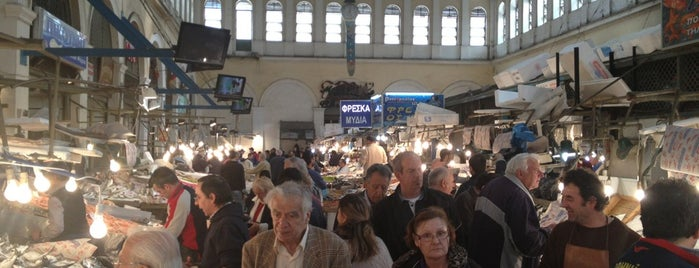 Fish Market is one of Athens.