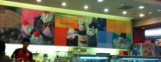 Swensen's is one of (Temp) My Thailand.