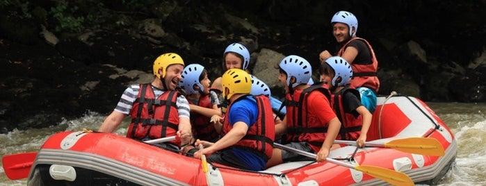 Melenci Rafting is one of Sapance, Turkey.