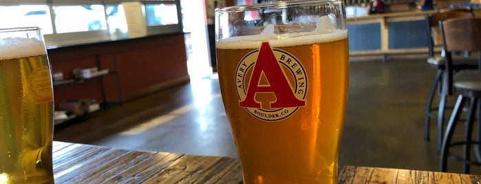 Avery Brewing Company is one of Beer / Ratebeer's Top 100 Brewers [2020].