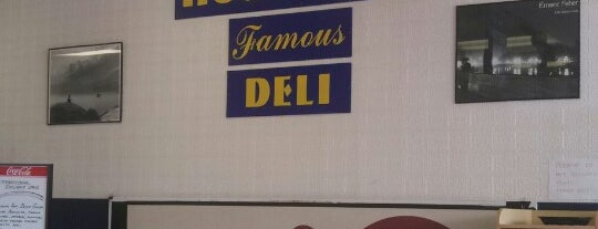 Houston Famous Deli is one of Need To Try.