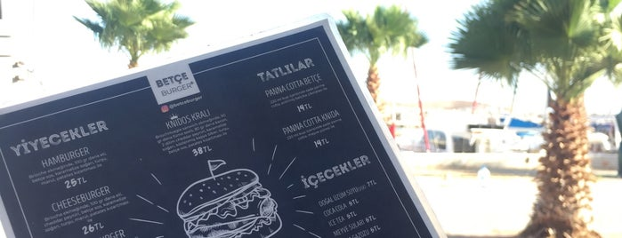 Betçe Burger is one of Mehmetさんのお気に入りスポット.
