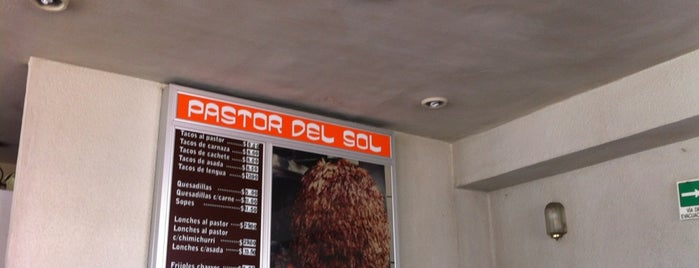 Pastor Del Sol is one of Jorgeさんのお気に入りスポット.