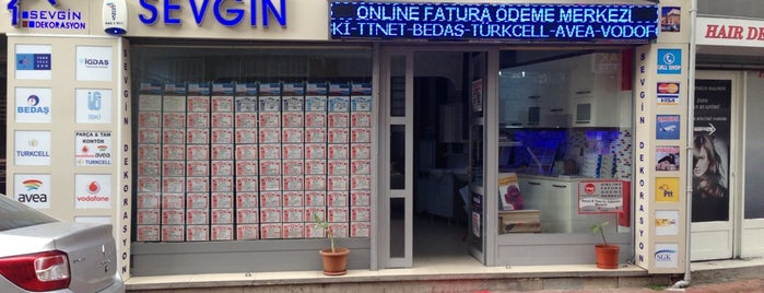 Sevgin Emlak Fatura Ödeme Merkezi is one of Emlak.