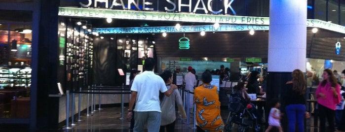 Shake Shack is one of Abu Dhabi & Dubai, United Arab emirates.