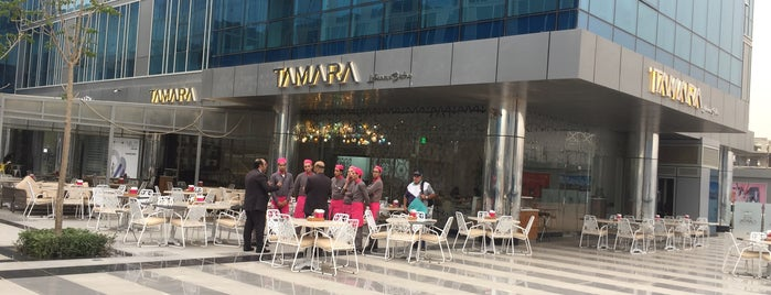 Tamara Lebanese Bistro is one of Locais curtidos por zanna.
