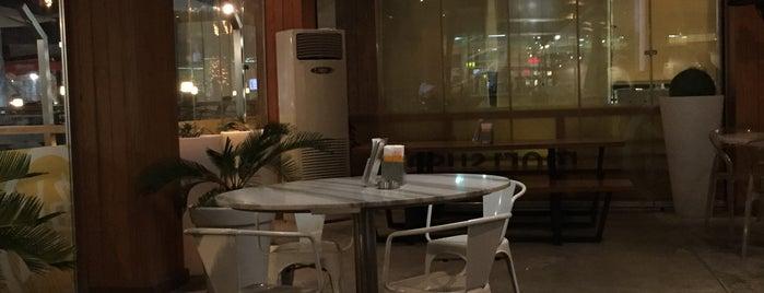 Mori Sushi is one of Orte, die zanna gefallen.