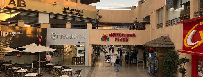 Americana Plaza is one of Tempat yang Disukai zanna.
