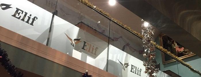 Elif is one of Tempat yang Disukai zanna.