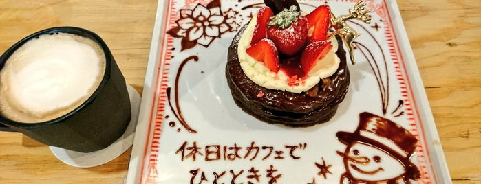 art and sweets cica(シカ) is one of 大阪なTodo-List.