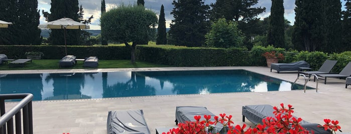 Borgo San Felice - Relais & Chateaux is one of Tuscany Lifestyle Guide.