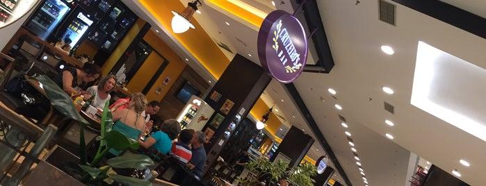 Cruzeiro's Bar Shopping D is one of Orte, die Melissa gefallen.