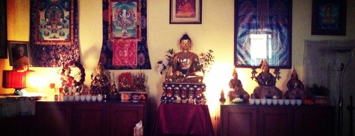 Centro Buddhista Kadampa Mahasiddha is one of Rome.