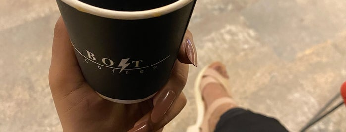 Bolt Coffee is one of Riyadh 2.