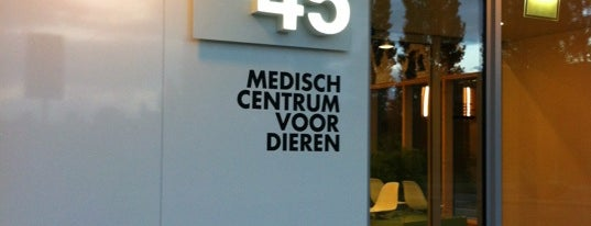 Medisch Centrum voor Dieren is one of Orte, die Julia gefallen.