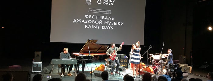 Бар & буфет новой сцены Александринского театра is one of Galinaさんの保存済みスポット.