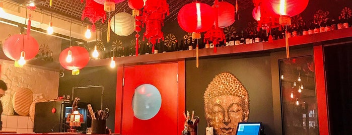 Китайская квартира Брюса Ли is one of Posti che sono piaciuti a Виталий.