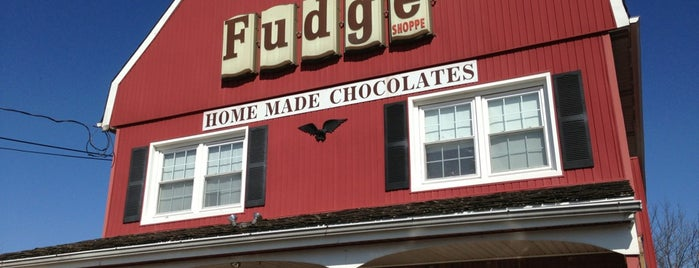 The Fudge Shoppe is one of Gさんの保存済みスポット.