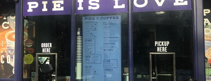 The Pie Hole is one of Tempat yang Disimpan Justin.
